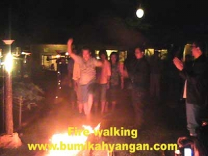 game fire walking jalan diatas api bumikahyangan