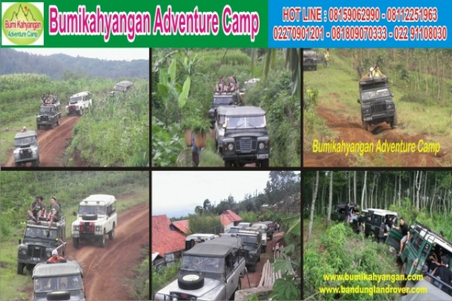 OFF ROAD OUTBOUND BUMIKAHYANGAN