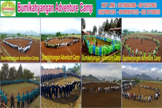 opening outbound gathering bumikahyangan