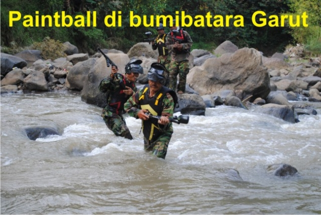 paintball game operator outbound